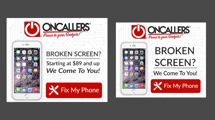 ONCALLERS - Square Display Ads