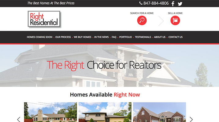 Right Residential LLC