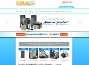 TR Miller   BayJr Web Design