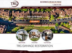 TRG   Bayjr Web Design